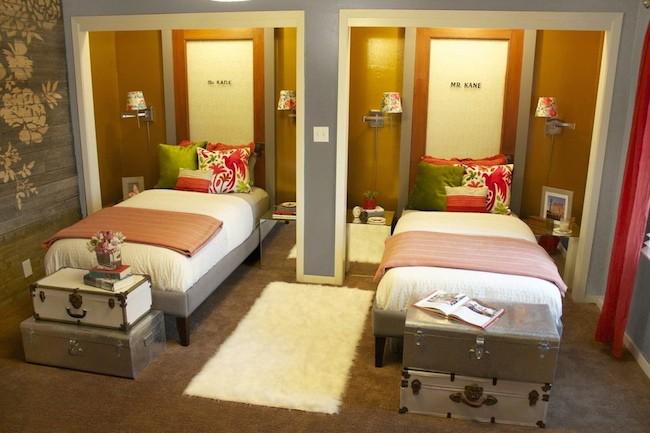 Guest Bedroom Bed Nooks