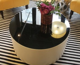 Sleek & Modern Coffee Table Makeover