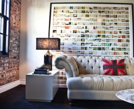 Unique Ways to Display Photos in Your Home