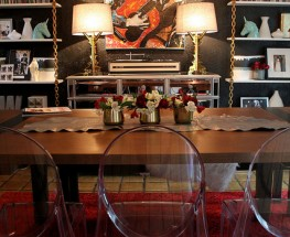 Rock and Roll Dining Room Revealed