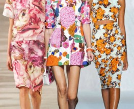 Trending: Floral Everything