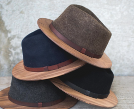 Wood Fedoras On Fleek